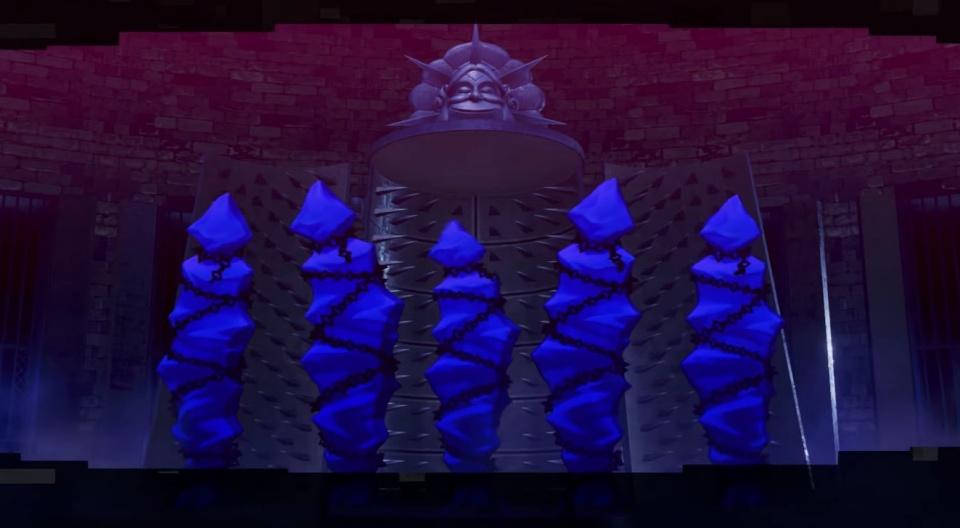 Persona 5 Strikers - Persona Fusion