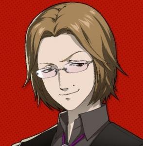 Persona 5 Scramble - Ango Natsume