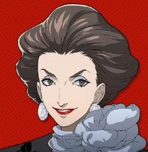 Persona 5 Scramble - Mariko Hyodo
