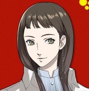 Persona 5 Scramble - Kuon Ichinose