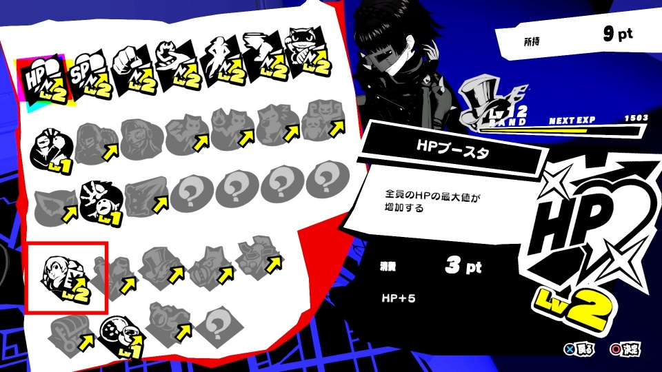 Persona 5 Scramble - Money Farming Guide