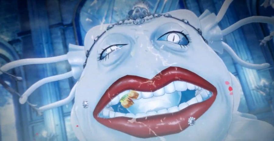 Persona 5 Scramble - Snow White Mariko Boss Guide