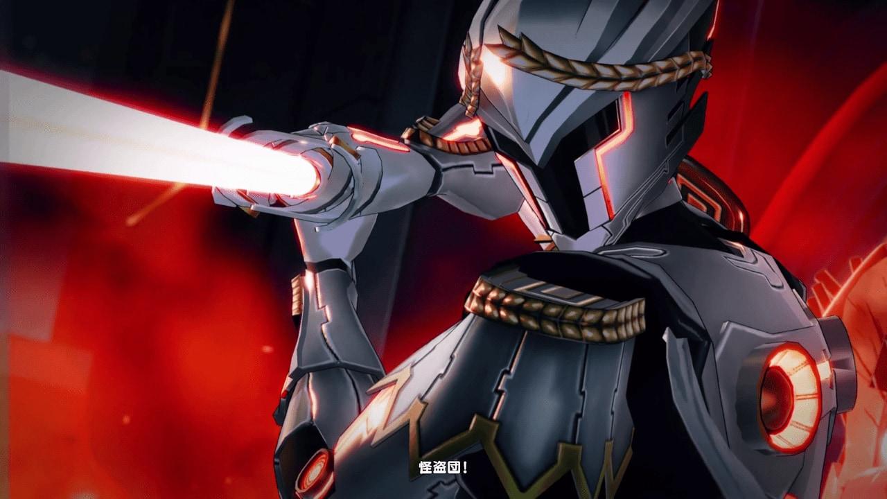 Persona 5 Strikers - Osaka Jail King Monarch Shadow Akira Zephyrus Mech Akira the Hero Boss Guide
