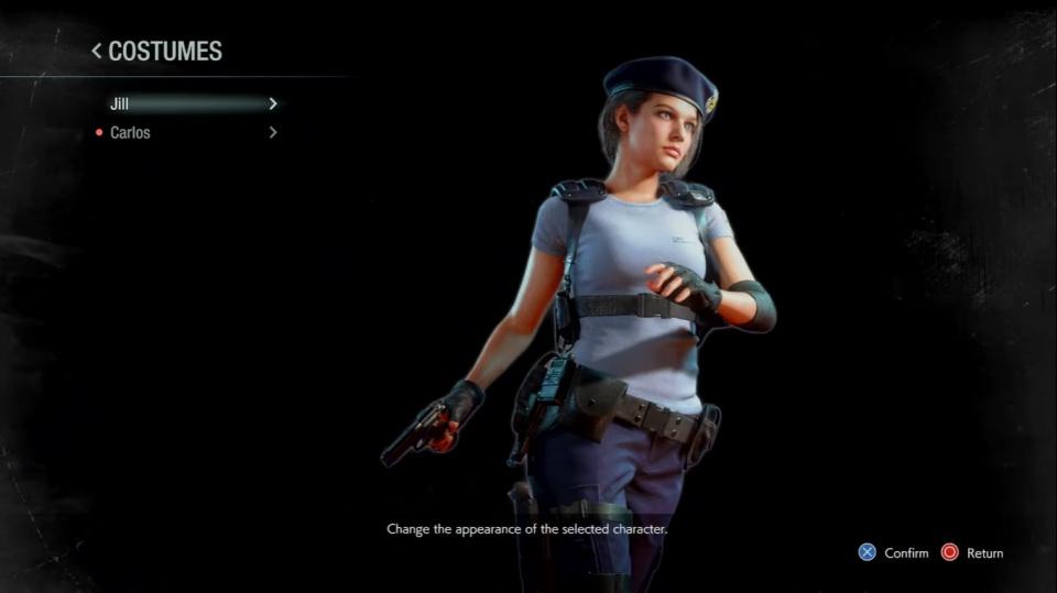 Resident Evil 3 Remake How To Unlock All Costumes Samurai Gamers