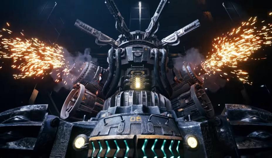 Final Fantasy 7 Remake - Hundred Gunner