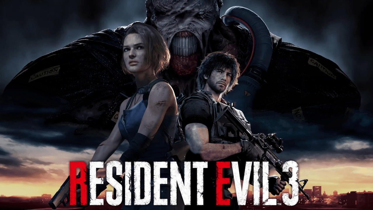 Resident Evil 3 Remake - Game Controls