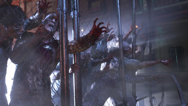 Resident Evil 3 Remake - Zombies