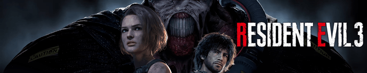 Resident Evil 3 Remake - Game Category Banner