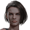 Resident Evil 3 Remake - Jill Valentine Character Icon
