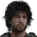 Resident Evil 3 Remake - Carlos Oliveira Character Icon