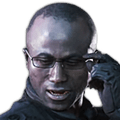 Resident Evil 3 Remake - Tyrell Patrick Character Icon