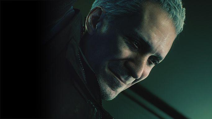 Resident Evil 3 - Nicholai