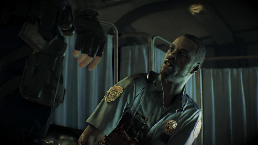 Resident Evil 3 - Marvin Branagh