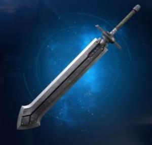 FF7 Remake - Iron Blade