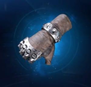 FF7 Remake - Metal Knuckles