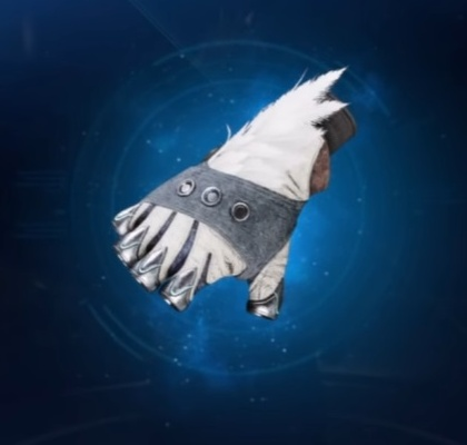 Final Fantasy 7 Remake / FF7 Remake - Feathered Gloves
