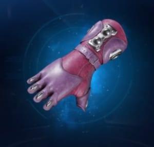 FF7 Remake - Purple Pain