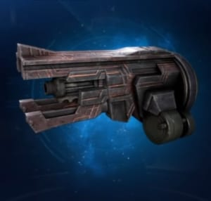 FF7 Remake - EKG Cannon