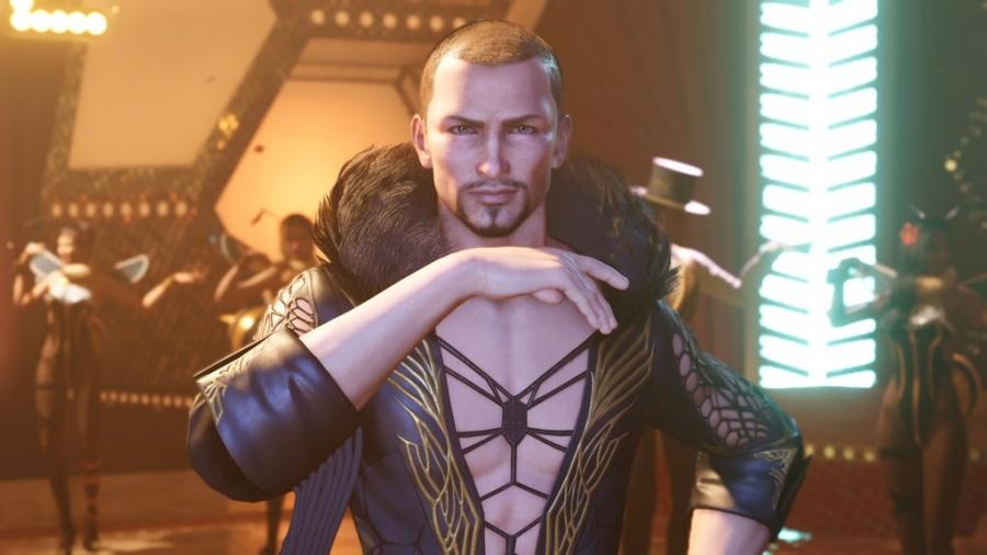 Final Fantasy 7 Remake - Andrea Rhodea