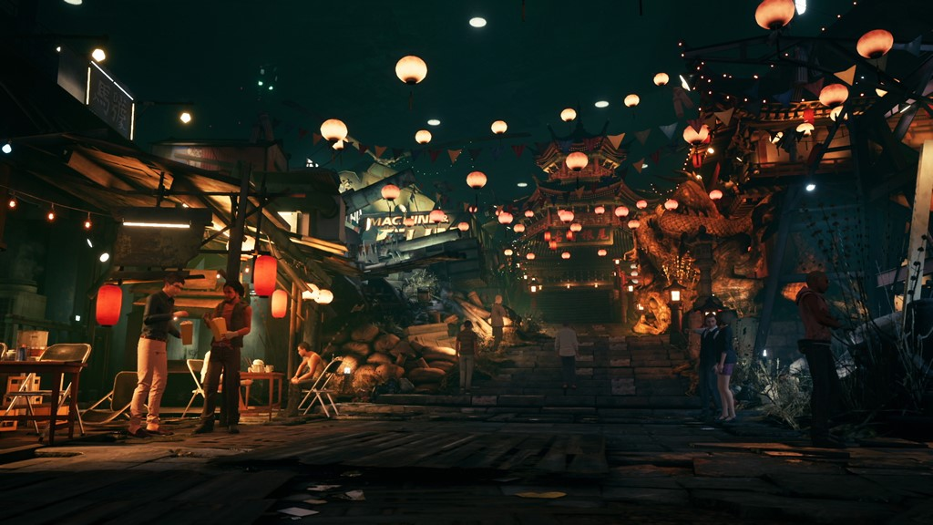 Final Fantasy 7 Remake - More New Characters in Wall Market