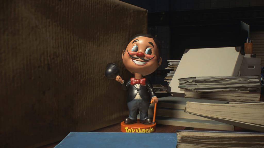 Resident Evil 3 - Mr Charlie
