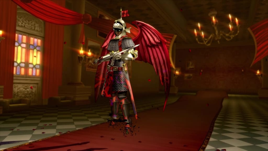 Persona 5 / Persona 5 Royal - Heavenly Punisher (Archangel) Mini-Boss Guide