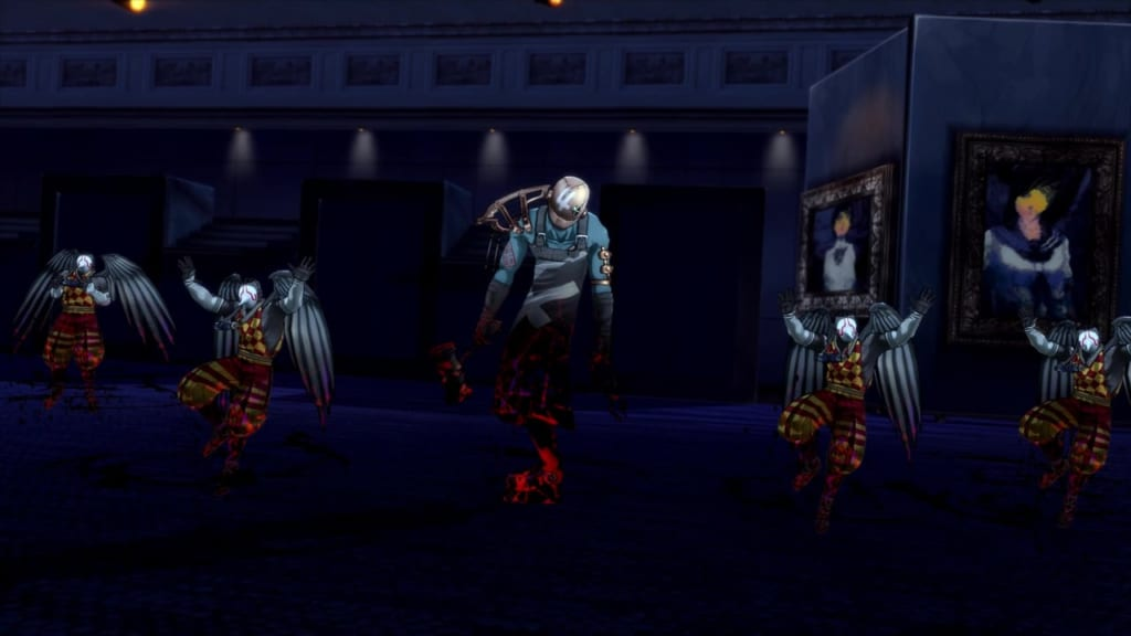 Persona 5 / Persona 5 Royal - Embittered Blacksmith (Ippon-Datara) and Foolish Monk (Koppa Tengu) Mini-Boss Guide