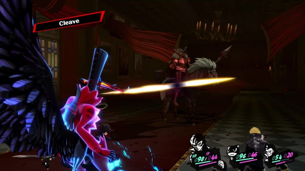 Persona 5 / Persona 5 Royal - Guard Captain (Eligor) and Dirty Two-Horned Beast (Bicorn) Mini-Boss Guide
