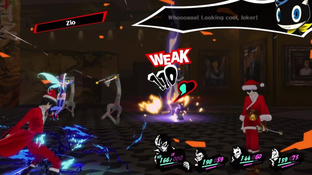 Persona 5 / Persona 5 Royal - Hunting Wolf Spirit (Makami) Mini-Boss Guide