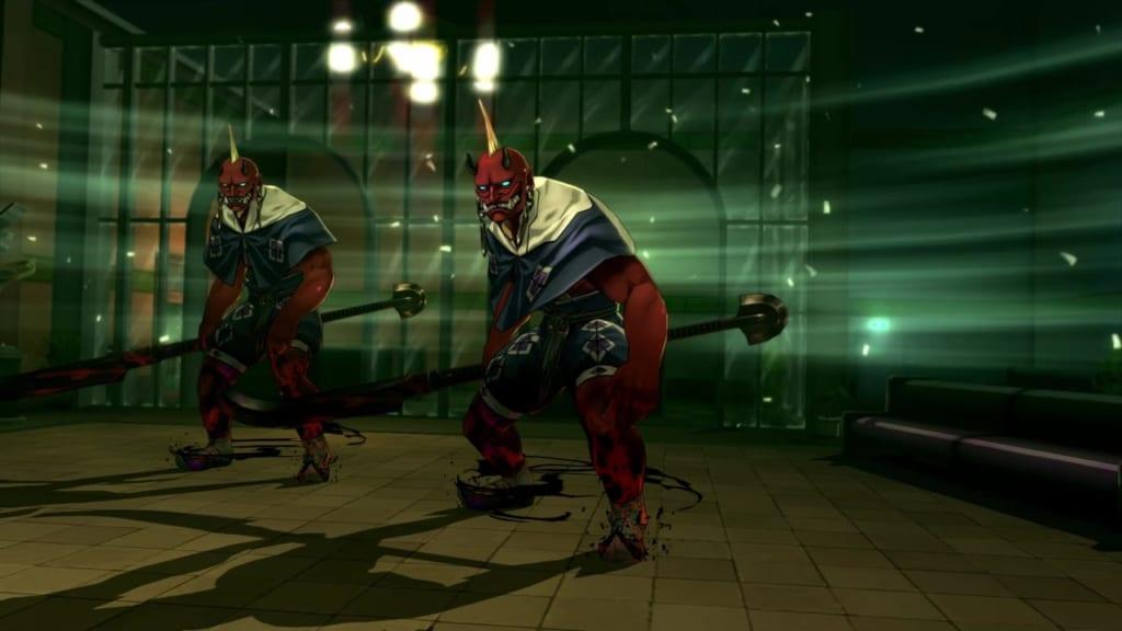 Persona 5 / Persona 5 Royal - Chivalrous Guard (Oni) Mini-Boss Guide