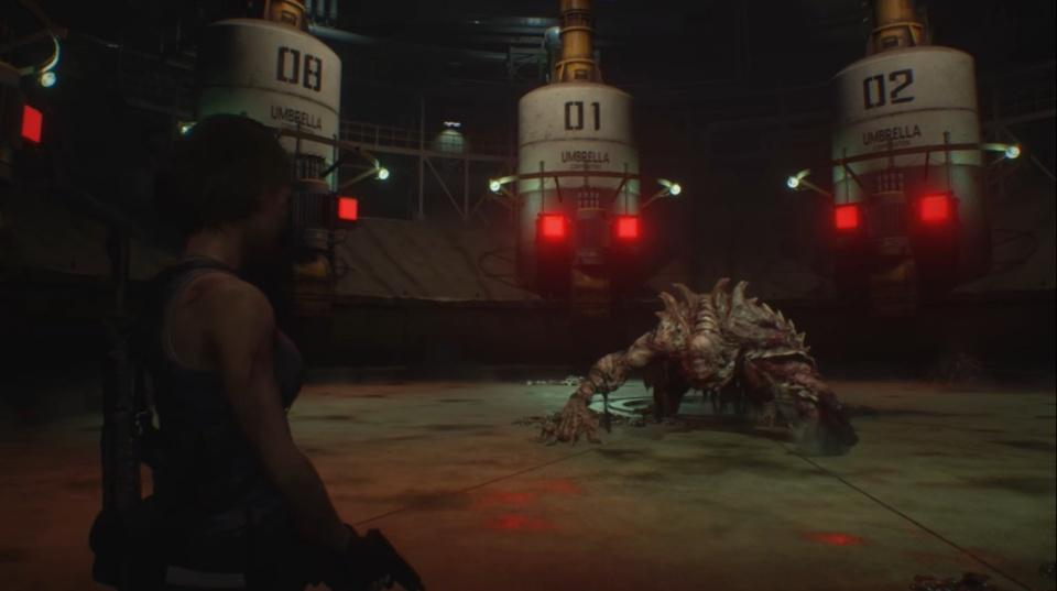 Resident Evil 3 Remake - Nemesis Final Boss Guide