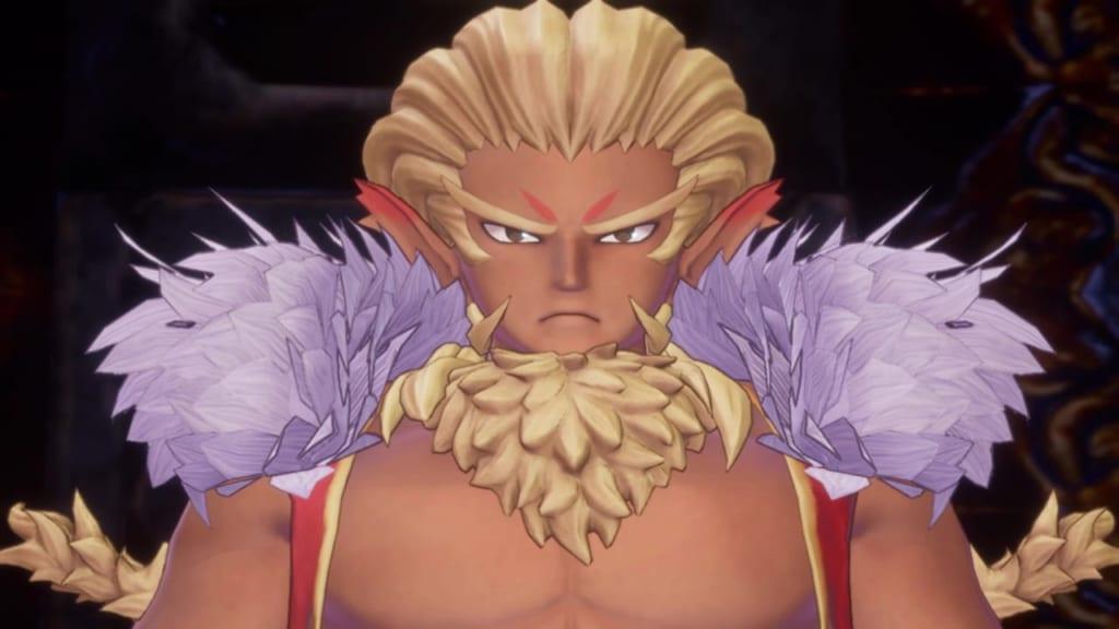 Trials of Mana Remake - Prologue Chapter: Kevin - Kingdom of Ferolia - Ludgar