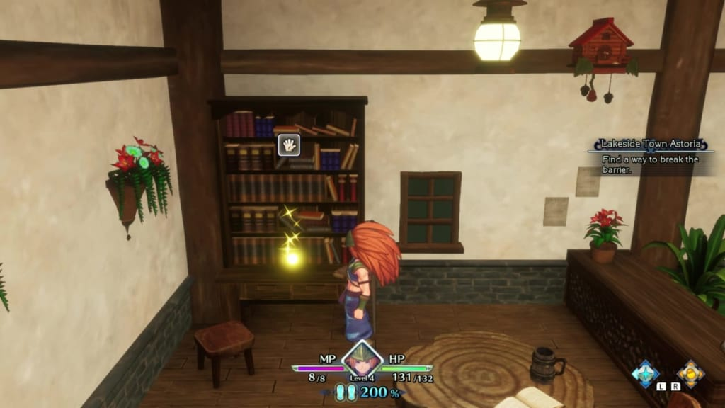 Trials of Mana Remake - Prologue Chapter: Charlotte - Lakeside Town Astoria - Orb Location 17
