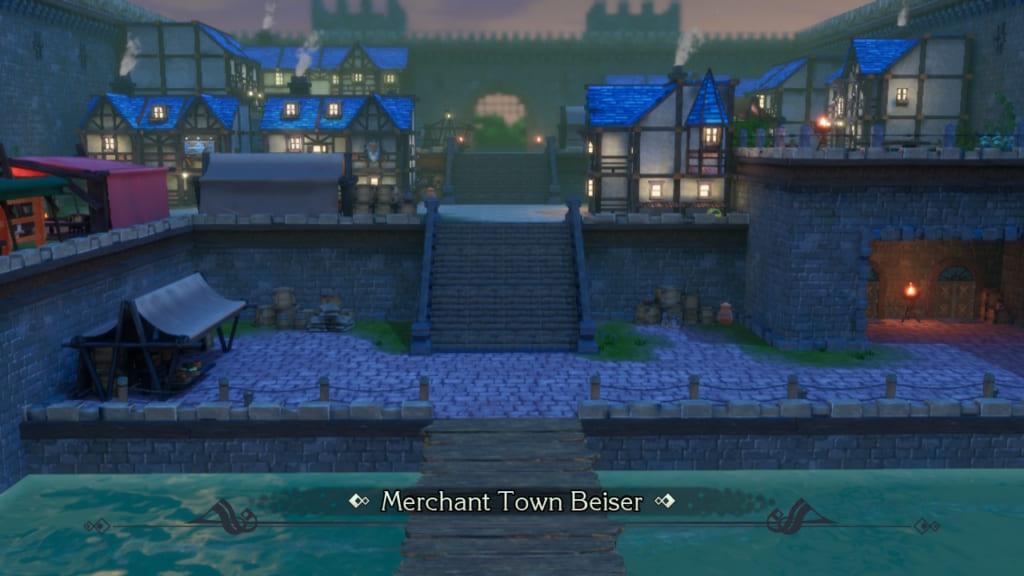 Trials of Mana Remake - Chapter 1: Merchant Town Beiser Walkthrough