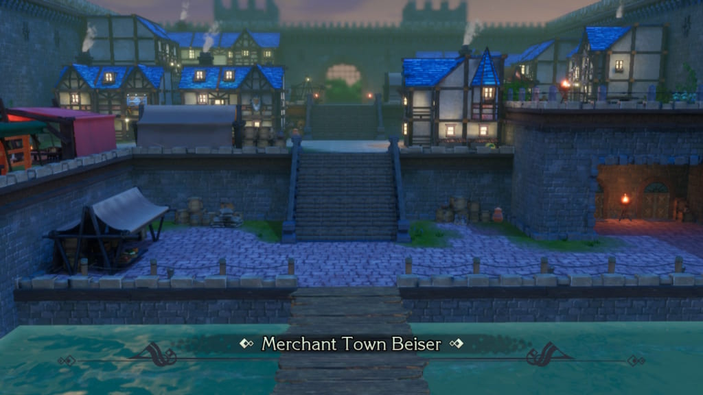 Trials of Mana Remake - Chapter 1: Merchant Town Beiser