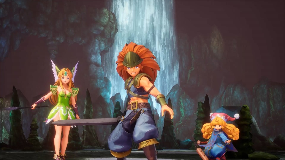 Trials of Mana - Best Party Combinations