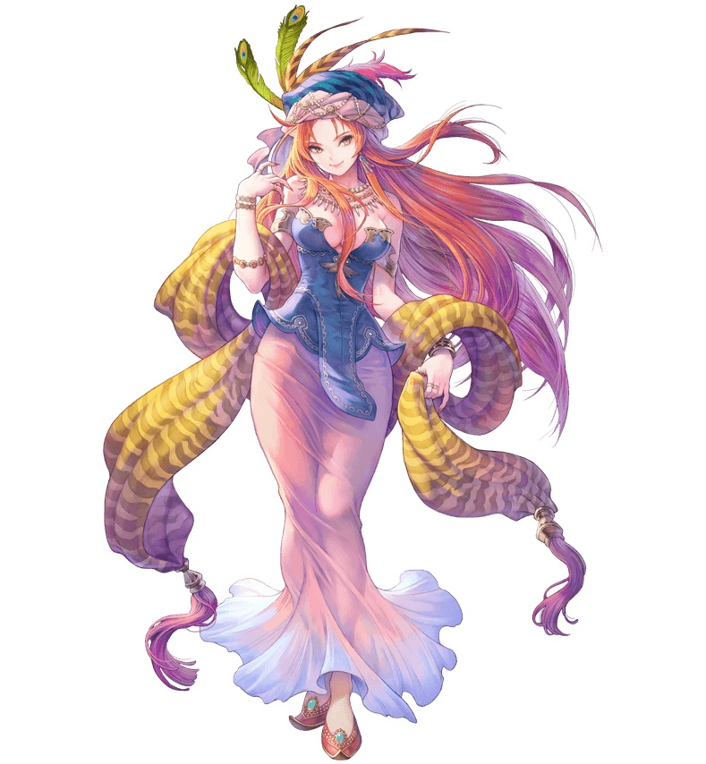 Trials of Mana - Belladonna