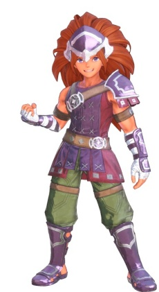 Trials of Mana - Gladiator