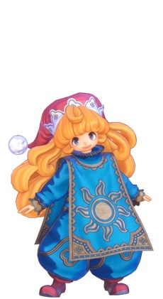 Trials of Mana - Charlotte Cleric