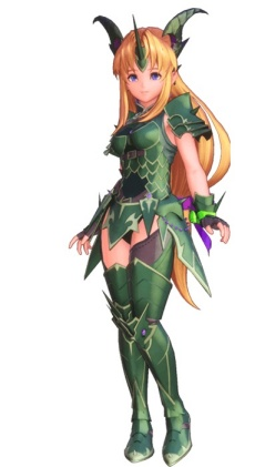Trials of Mana - Dragon Master Class