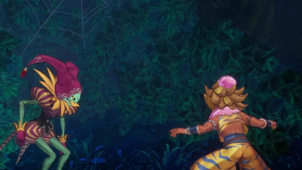 Trials of Mana Remake - Prologue Chapter: Kevin - Duskmoon Forest - Goremand
