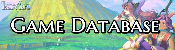 Trials of Mana Remake - Game Database