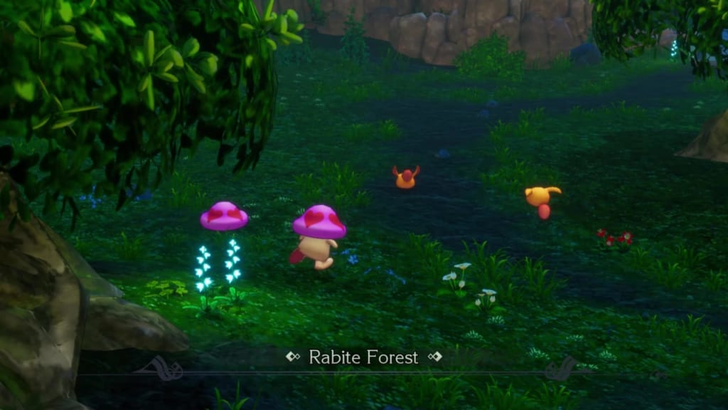 Trials of Mana Remake - Chapter 1: Rabite Forest