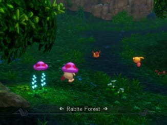 Trials of Mana - Chapter 1: Rabite Forest