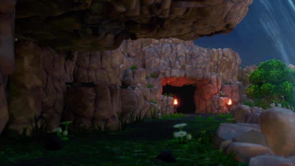 Trials of Mana - Chapter 1: Cascade Cavern