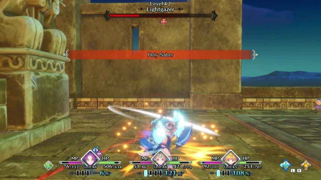 Trials of Mana Remake - Lightgazer - Break Blue Vases