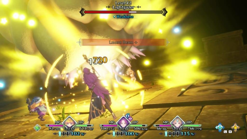 Trials of Mana Remake - Lightgazer - Use Class Strikes