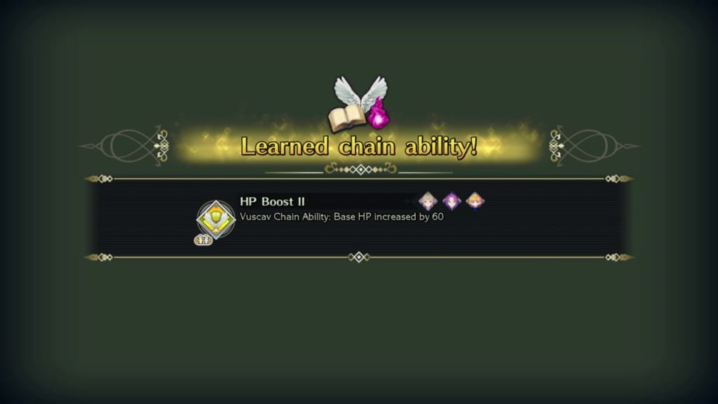 Trials of Mana Remake - Chapter 2: Seaside Cavern - Chain Ability - HP Boost II