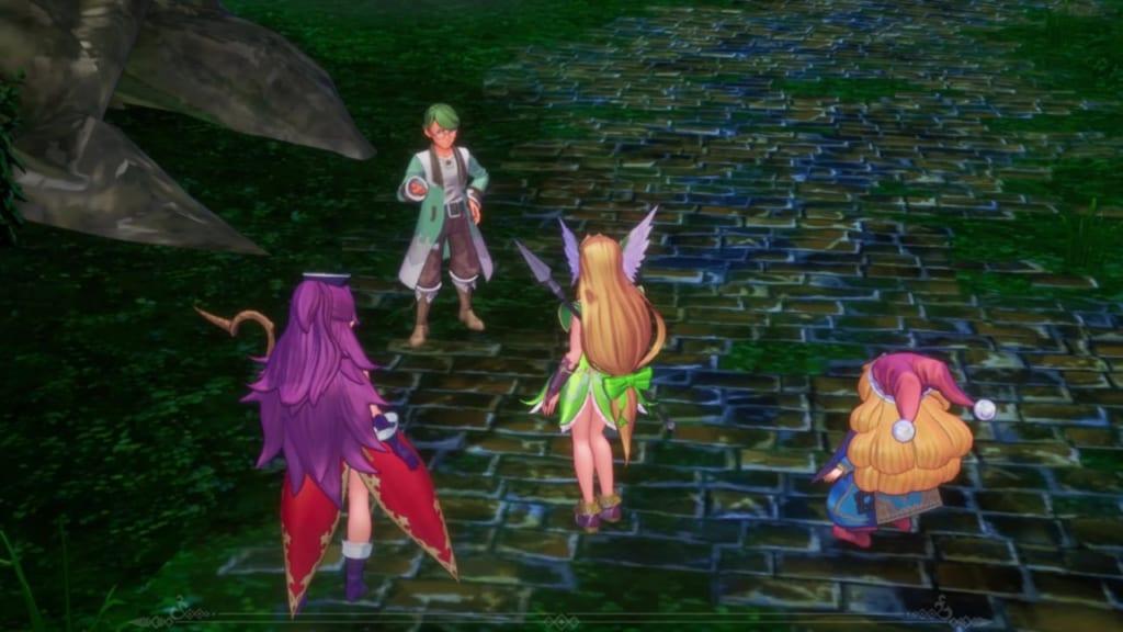 Trials of Mana - Chapter 1: Golden Road - Head to Valsena