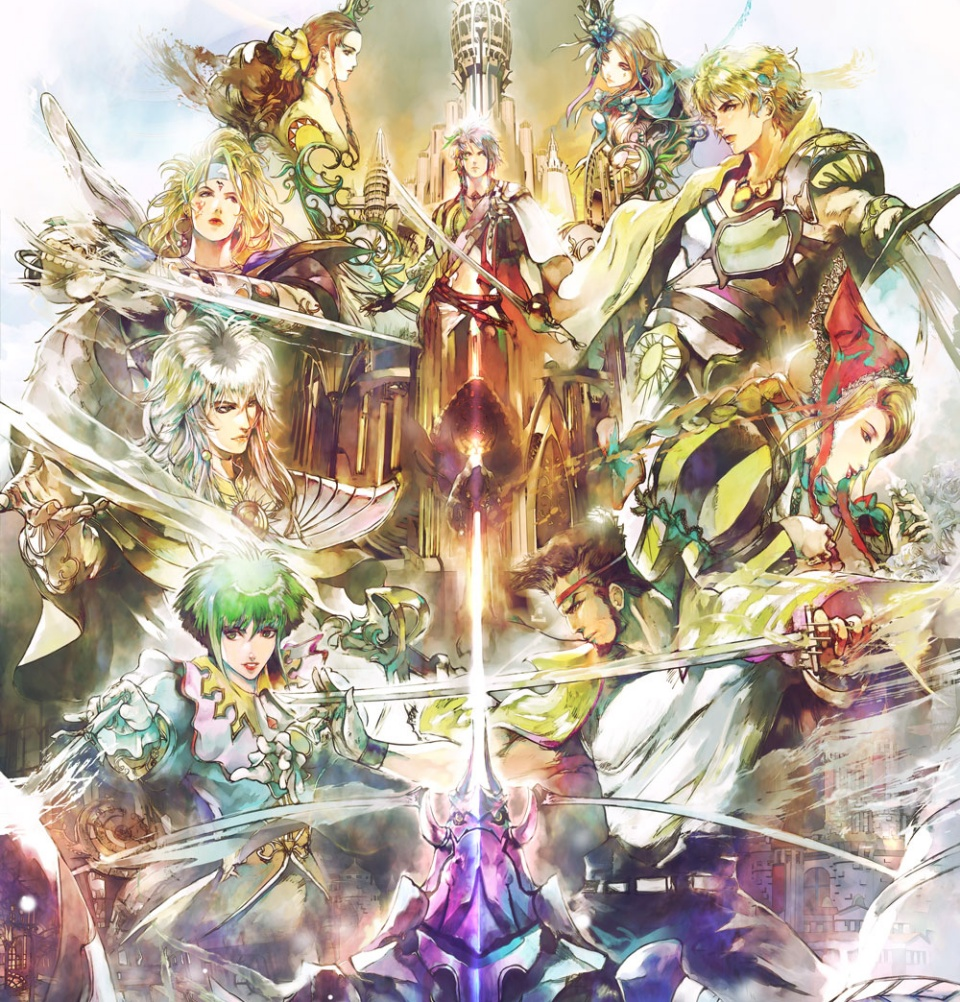 Romancing Saga Re Universe - Game Overview